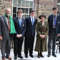 GPO Garrison Centenary Commemoration