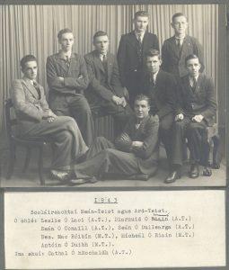 1943 Scholars