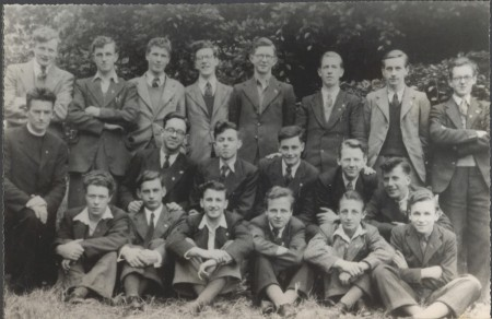 Leaving Cert Class of 1948