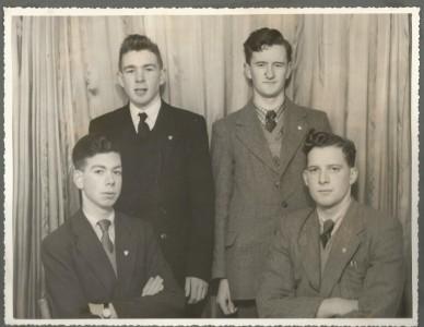 1953 Scoláireachtaí Iolscoile