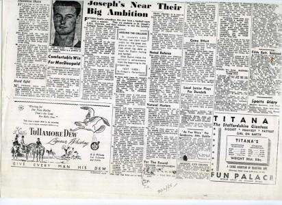 1955 Newspaper