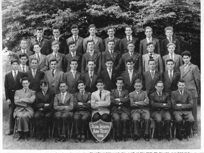 Leaving Cert Class of 1956