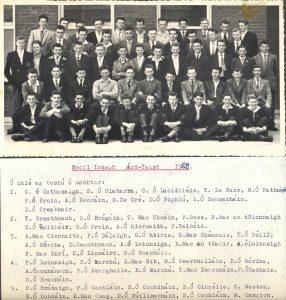 Leaving Cert Class of 1959