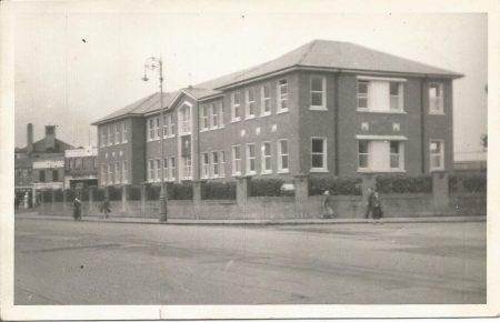 1960s View of school