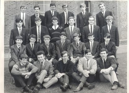 Leaving Cert Class of 1967 6A