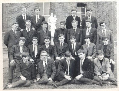 Leaving Cert Class of 1967 6B