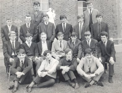 Leaving Cert Class of 1967 6C