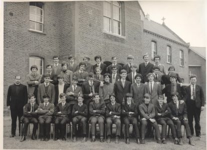 Leaving Cert Class of 1969 6A