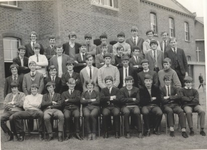Leaving Cert Class of 1969 6B