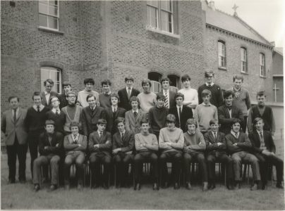 Leaving Cert Class of 1969 6C