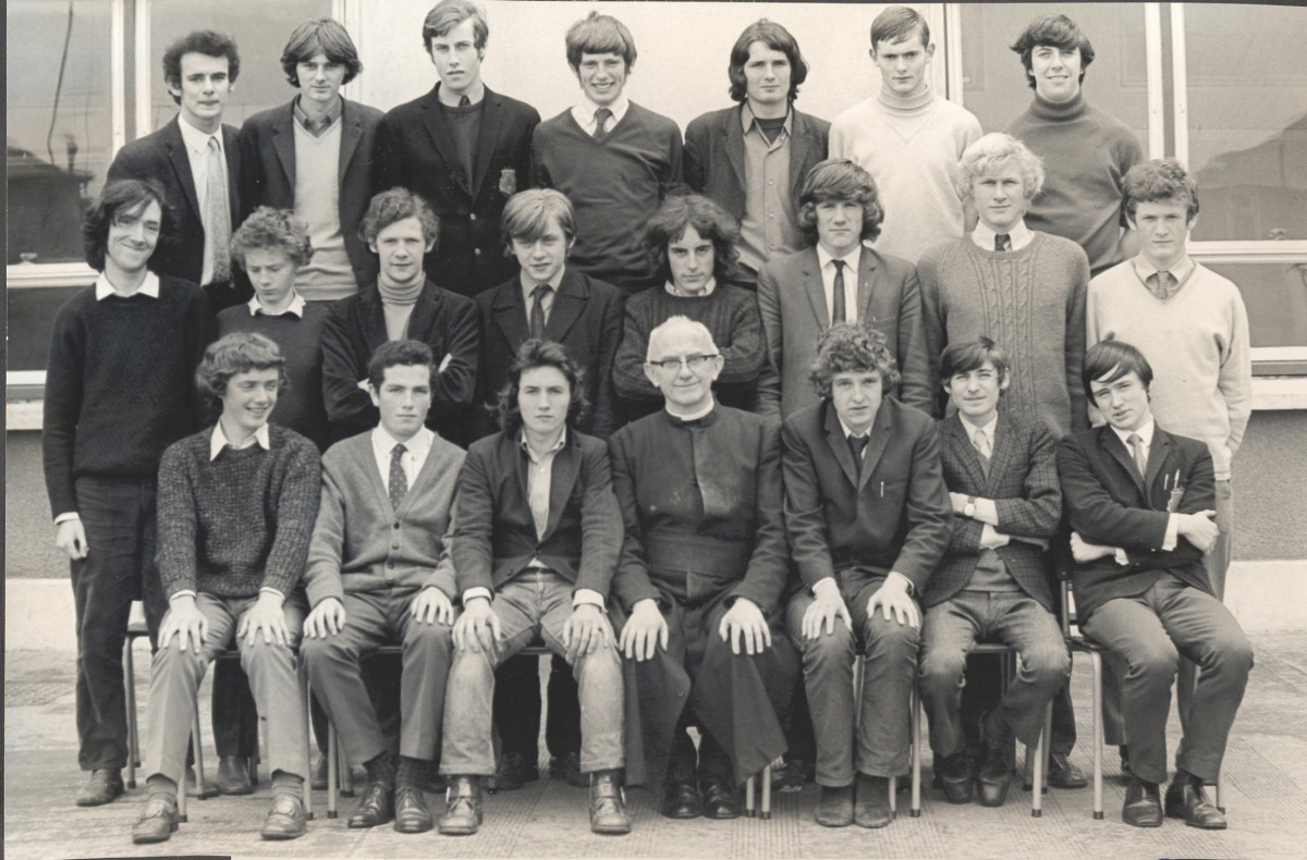 1971 St Joseph S C B S Secondary School Fairview
