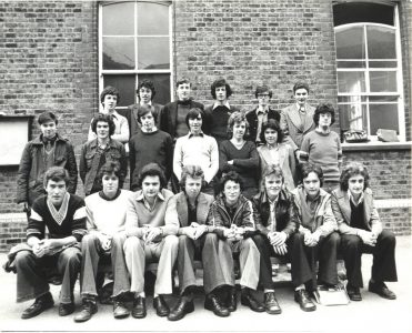 Leaving Cert Class of 1976 6A