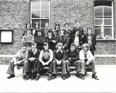 Leaving Cert Class of 1976 6B