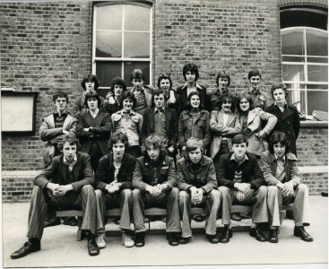 Leaving Cert Class of 1976 6C