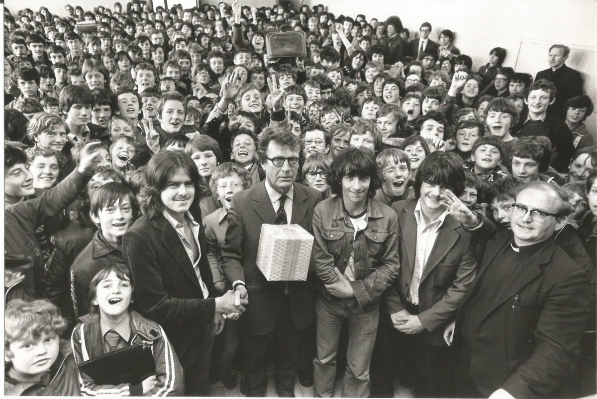1980 St Joseph S C B S Secondary School Fairview