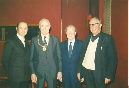 Past Pupil Dinner 1986