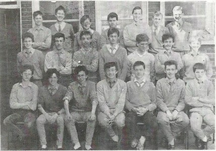 Leaving Cert Class of 1986 6A