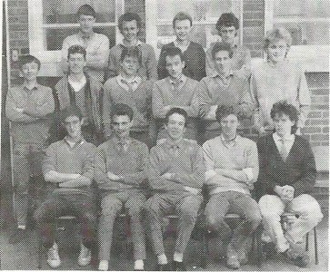 Leaving Cert Class of 1986 6C