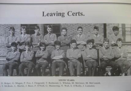 Class of 1988 6A