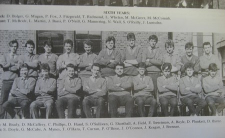 Class of 1988 6B