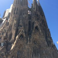 Barcelona School Tour 2014
