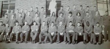 Leaving Cert Class of 2003