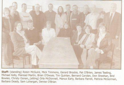 School Staff, 2004