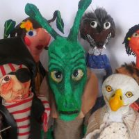 Junior Cert Puppetry