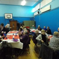 St Vincent de Paul/Joey's Annual Senior Citizens Party