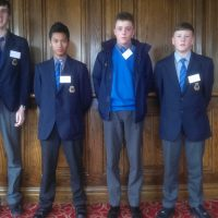 Students' Council attends E.R.S.T Conference