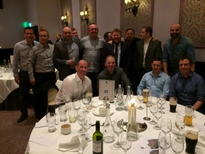 Joeys School Reunion Dinner, February 2017