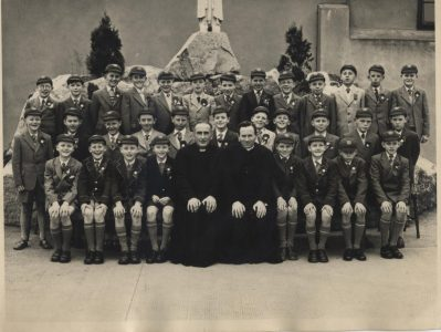 Joeys Confirmation, 1958