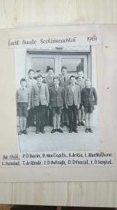 Joeys Scholarships, 1961