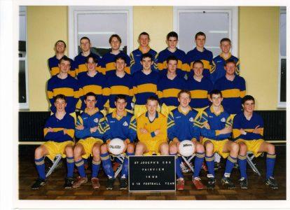 1998 Under 18 Football Team