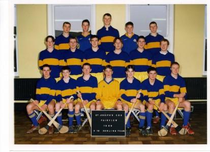 1998 Under 18 Hurling Team