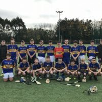 Senior hurlers reach Semi-Final