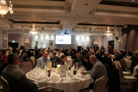 Past Pupils' Annual Dinner, February 2018