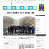 Joey's Gazette Summer Edition Out Now!