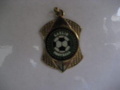 Medal 1982 - Front