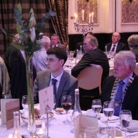 Annual Past Pupils Union Dinner a Great Success