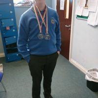 Seán Britland 2nd Year Interview –  Karate Medalist
