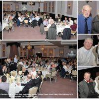 Photos from Joeys School Reunion Dinner, February 2016
