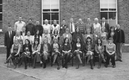 Staff Photo, 2011