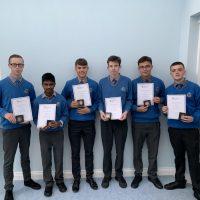 Gaisce Bronze Award winners