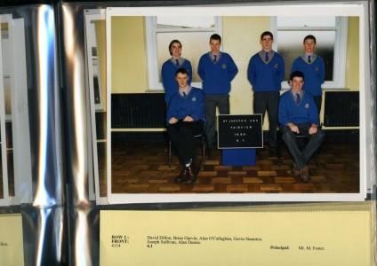 1998 Leaving Cert Class A