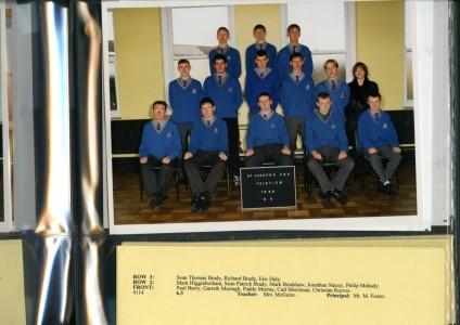 1998 Leaving Cert Class C