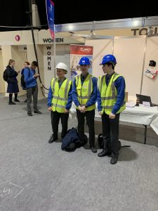 TY and LCA students attend Apprenticeship Trade Fair